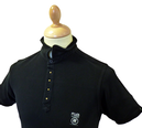 Shadow FLY53 Mens Retro Wired Collar Indie Polo B