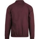 Olsen FARAH Retro Zip Through Blouson Jacket (Red)