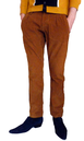 FARAH VINTAGE ALBANY CORD TROUSERS RETRO TROUSERS