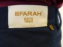 FARAH VINTAGE 'The Albany' Retro Mod Heavy Chino M