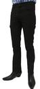 FARAH VINTAGE MENS MILLS STRETCH SLIM TROUSERS