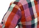 Overtime - FLY53 Retro Indie Mens Check Shirt (RN)