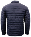 FRENCH CONNECTION Retro Indie Mens Quilted Jacket