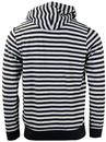 FRENCH CONNECTION Retro Indie Striped Hoodie