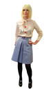 Womens Retro Pleated Skirt by Gonsalves & Hall G