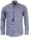 GUIDE LONDON PAISLEY PERSIAN RETRO SHIRT
