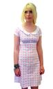 'Hello Dolly Dress' - Mod Dress by HEARTBREAKER P