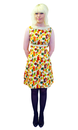 Cheers HEARTBREAKER Retro 60s Fifi A-Line Dress