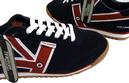 'Columbia' - Mens Retro Mod Indie Trainers by IKON