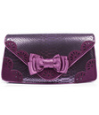 IRREGULAR CHOICE ASCOT RETRO SHIMMERING BAG