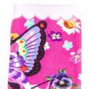 Catterfly IRREGULAR CHOICE Retro Kitty Ankle Socks