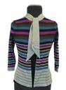 'Alya' - Retro Mod Cardigan by JOHN SMELDLEY (S)