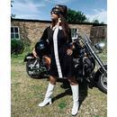 Odyssey MADCAP ENGLAND 60s Mod Stripe Panel Dress