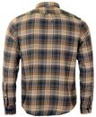 LEE JEANS Retro Mod Check Brushed Cotton Shirt