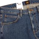 Luke LEE Slim Tapered Mod Denim Jeans VINTAGE
