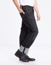 LEVI'S® 501 Original Straight Jeans Harris Black