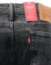 LEVI'S® 510 Retro Mod Skinny Jeans Northstar Black