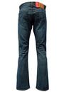 LEVI'S® 527 Retro Slim Bootcut Jeans Explorer Blue