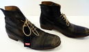 LEVIS MENS RETRO INDIE GUARDA BOOTS RETRO BOOTS