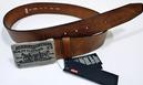 LEVI'S® 'Fort' Mens Retro Indie Mod Leather Belt