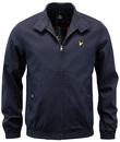 LYLE & SCOTT Retro Mod Cotton Harrington Jacket