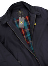 LYLE & SCOTT Retro Mod Cotton Harrington Jacket