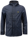 LYLE & SCOTT RETRO INDIE MICROFLEECED LINED JACKET