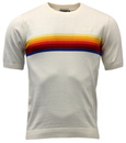 MADCAP RETRO MOD SIXTIES INDIE BRITPOP CYCLING TOP