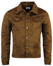 MADCAP ENGLAND EALING 60S MOD FAUX SUEDE JACKET