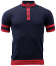 MADCAP ENGLAND RETRO 60s MOD CYCLING TOP GEARED
