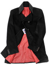 In Crowd MADCAP ENGLAND High Collar Cord Jacket