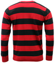 Jones MADCAP ENGLAND 60s Mod Block Stripe Jumper R