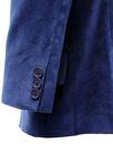 The Velvet Breed Madcap Retro Mod Velvet Jacket B