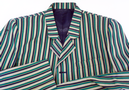 'Off-Beat' - Mens Retro Mod Boating Blazer (G)