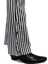 'Duke' - Retro 60s/70s Striped Flares by MADCAP BW