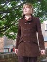 MADCAP ENGLAND IN CROWN JACKET MOD SIXTIES JACKET