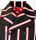 Howl MADCAP Double Breasted Retro Stripe Blazer