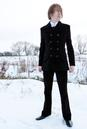 'The Velvet Breed' - Retro Mod Velvet MADCAP Suit