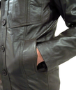 West 1 Gibson Retro Leather Jacket by MADCAP (Br)