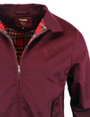 Harrington MERC Retro Indie Classic Mod Jacket W