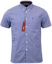 Terry MERC Retro Mod Classic Gingham Shirt (R)