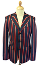 MERC MOD BOATING BLAZER HEMMINGWAY JACKET SIXTIES
