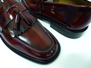 Tassel Loafers MERC Retro Mod Hand Crafted Shoes