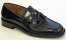 Tassel Loafers MERC Retro 60s Mod Loafer Shoes (B)