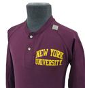 NCAA - Collegiate Vintage New York Grandad Shirt