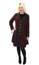 NOMADS ORIGINALS RETRO SIXTIES PATCHWORK COAT 60s