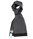 ORIGINAL PENGUIN RETRO MOD HOUNDSTOOTH SCARF