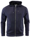 ORIGINAL PENGUIN MOULINE INDIE SPACE DYE HOODIE