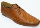 Pasatiempo Basket Weave Shoes