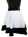 ORIGINAL PENGUIN Retro Fifties Style Circle Skirt